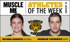 Athletes of the Week (week ending Jan. 28)