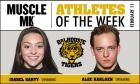 Athletes of the Week (week ending Feb. 11)