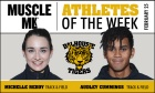 Tigers Athletes of the Week (ending Feb. 25)