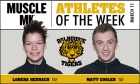 Tigers Athletes of the Week (ending Mar. 11)