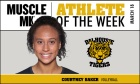 Tigers Athlete of the Week (ending Mar.18)