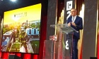 President Florizone brings message of collaboration to Liberal convention