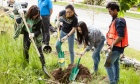Creating a living legacy: 200 trees for 200 years