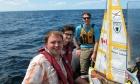 Solo crossing: Dal Engineering sends autonomous sailboat across the Atlantic