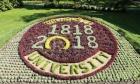 Floral festivities: Dal 200 shows its community colours