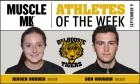 Athletes of the Week (week ending Sep. 9)