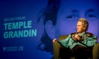"Belong Forum: Temple Grandin on ""different kinds of minds"""