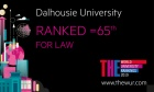 Schulich School of Law moves up in ranking of world's best law schools