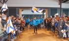 Dal gymnast vaults into Canada Winter Games as Team Nova Scotia flag bearer