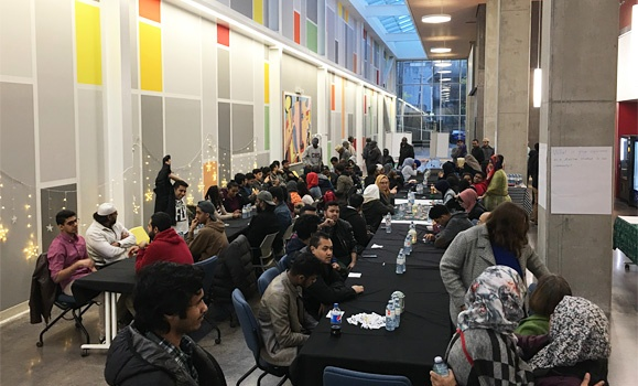Breaking Fasts And Cultural Barriers: Dal Hosts Its First