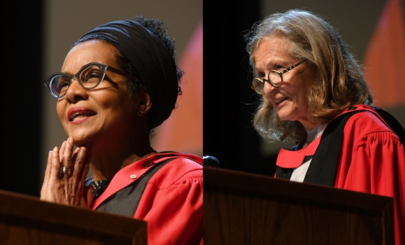 Videos: Insights from Dal's Spring Convocation 2019 honorary degree recipients