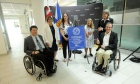 An accessibility first: Collaborative Health Education Building receives Rick Hansen Certification