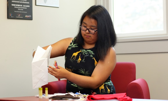 Outreach program enables Inuit student to explore life 'down south'