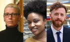 Three Dal scholars join the Royal Society of Canada College of New Scholars, Artists and Scientists