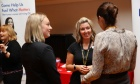 Helping networking newbies (hand)shake off their nerves