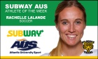 AUS Athlete of the Week (Week ending Sep. 29)