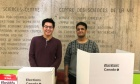Pop‑up booth helps demystify voting for students