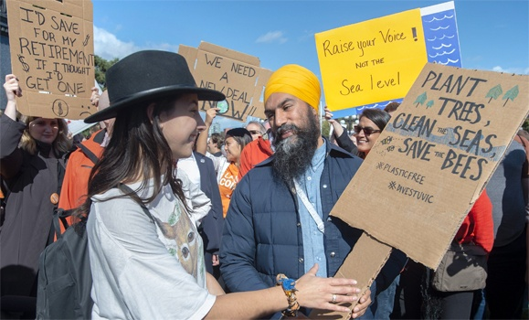 Climate change is a top issue for Canadians. What should voters look for?