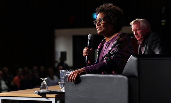 Shared humanity: Michaëlle Jean discusses hope in despairing times at Shaar Shalom Lecture