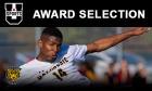 Soccer Tiger Kasheke earns national community service award