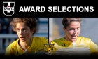 Soccer Tigers Kenney & Leon earn national recognition