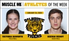 Athletes of the Week (week ending Jan. 26)