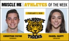 MUSCLE MLK Athletes of the Week (week ending Feb. 9)