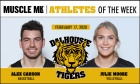 MUSCLE MLK Athletes of the Week (week ending Feb. 25)
