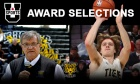 Basketballers recognized nationally