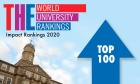 Dal ranks among the world's top 100 universities in social impact