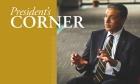 President's Corner ‑ December 18, 2020