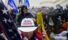 Trump‑inspired mob at U.S. Capitol follows a familiar path of election violence