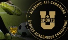 Soccer teams shine amid record year for Academic All‑Canadians at Dal