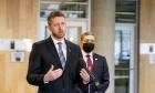 Premier Rankin visits Dahn lab, talks new CS funding in campus visit