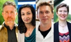 Four new University Research Professors recognized for distinction in scholarship