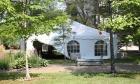 Take a break in the Carleton Café tent