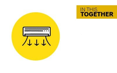 In this together - ventilation improvements