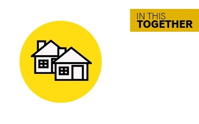 In this together - being a good neighbour