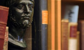 Philosophy statue