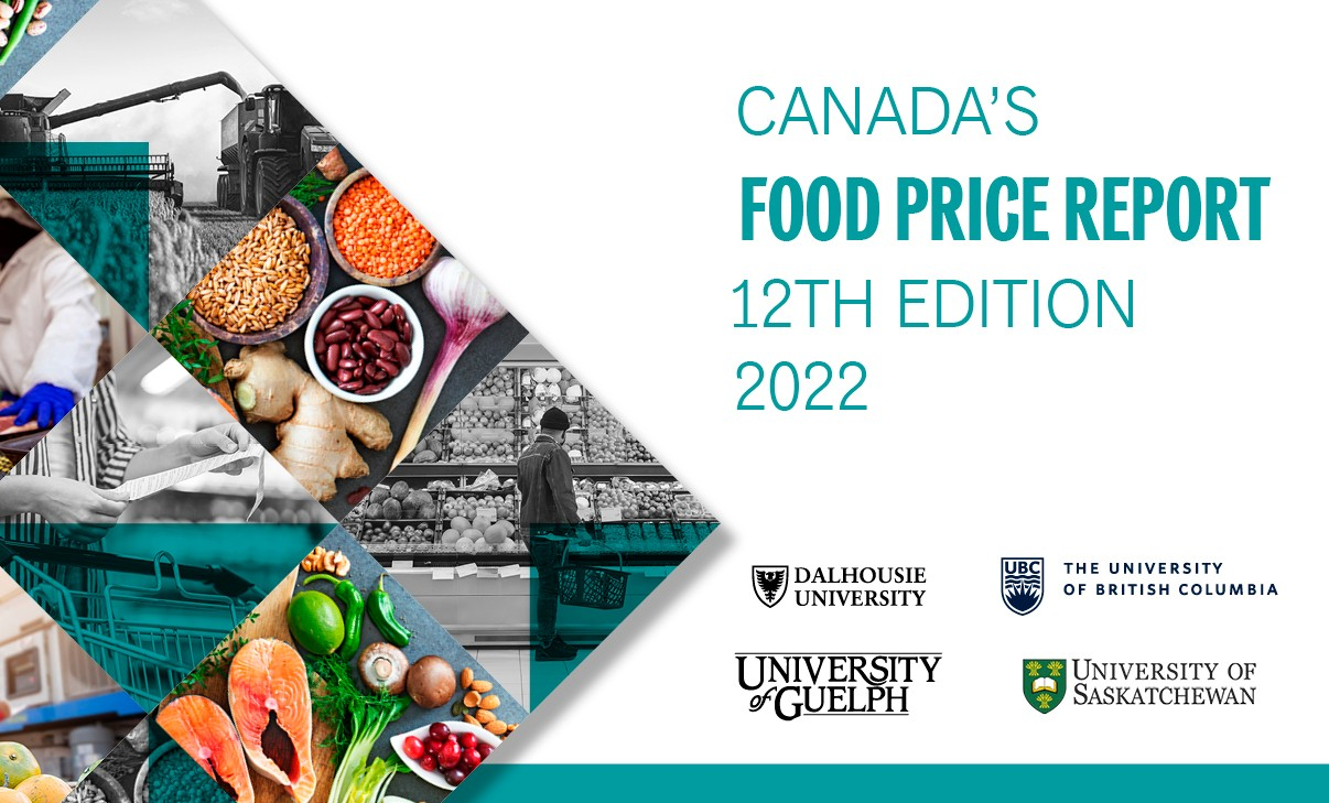 Canada's Food Price Report 2021 predicts annual food expenditure could go up by as much as $695 compared to 2020