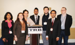 The DalTRAC team at TRB