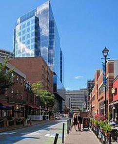 Nova Centre and Argyle Street