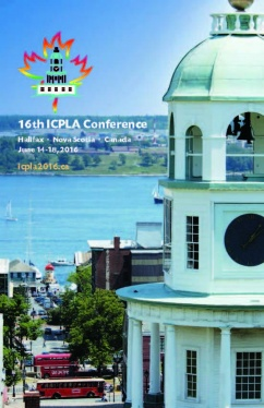 2016 ICPLA Conference Programme 1