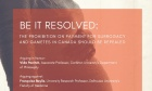 Be It Resolved: The Prohibition on Payment for Surrogacy & Gametes in Canada Should Be Repealed