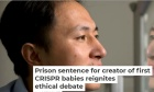 Prison Sentence for Creator of First CRISPR Babies Reignites Ethical Debate